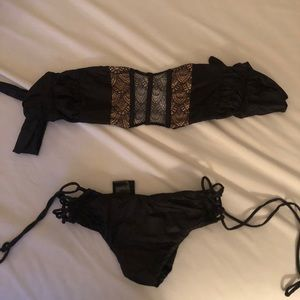 Other - Beach Bunny bandeau bikini